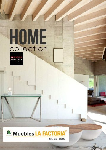 REVISTA-CATALOGO DECORACION -HOME COLLECTION