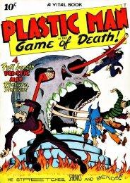 PLASTIC MAN-Nro1-1943