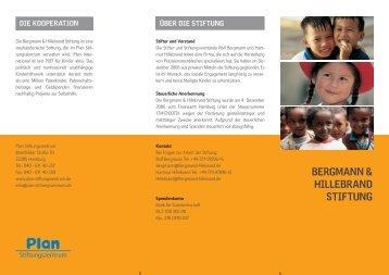 Bergmann & HilleBrand Stiftung
