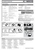 MF/HF SSB radio telephone with Class E DSC operation - Shiptron - Page 2