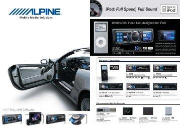 iPod: Full Speed, Full Sound - Sound Group Holdings