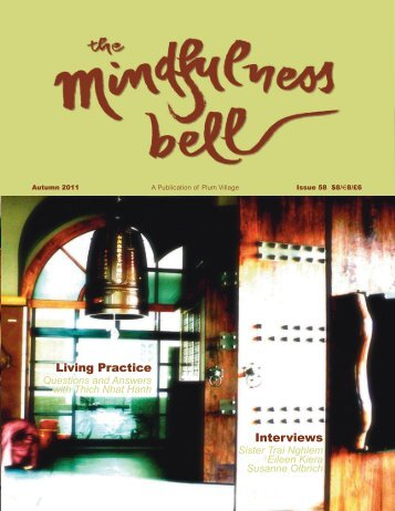 Questions and Answers with Thich Nhat Hanh - The Mindfulness Bell