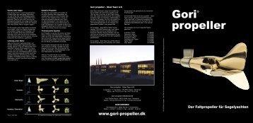 Gori Katalog - BUKH Bremen