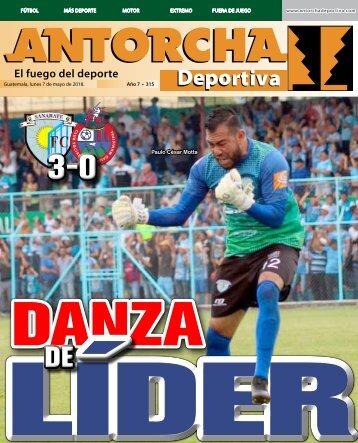 Antorcha Deportiva 315