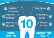 Cool Truths about your Tooth - Dental Clinic in Dubai - Smile Dental