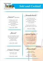 Speise- Getränke Karte Weinstand - Page 3