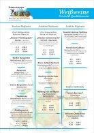 Speise- Getränke Karte Weinstand - Page 5