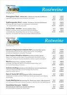 Speise- Getränke Karte Weinstand - Page 6