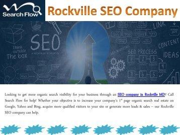 Rockville SEO Company