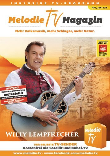 Melodie TV Magazin 05 06 2018
