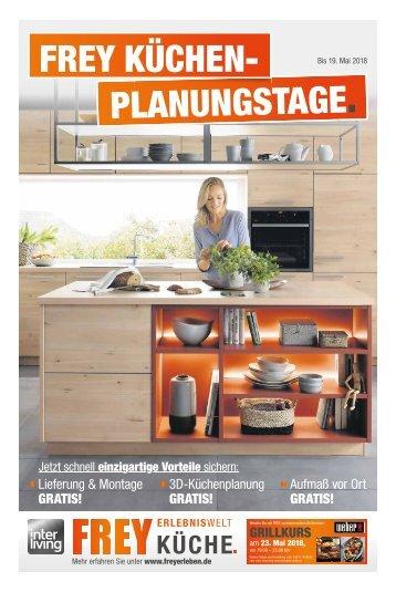 FREY Küchen-Planungstage