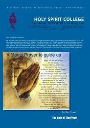 Bowls Fun-draising Day - Holy Spirit College
