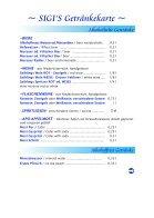 SIGI'S Natursaibling_Speisekarte_A4_2018_OHNE PREISE_Druck3 - Page 5
