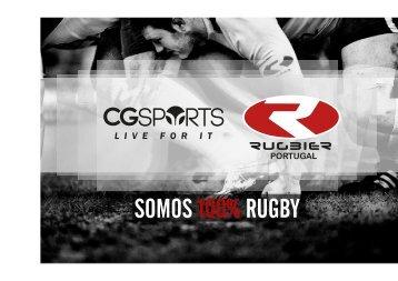 Catálogo Rugbier 2018 Portugal - Somos 100% Rugby