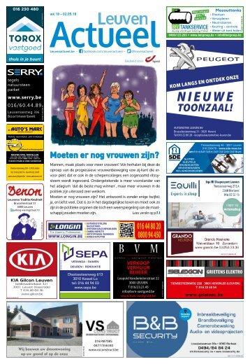 1818 Leuven Actueel - 2 mei 2018 - week 18