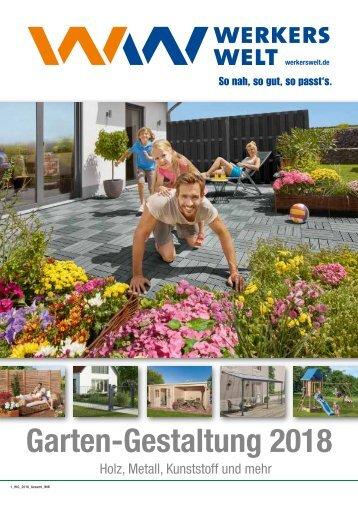 Garten-Gestaltung 2018