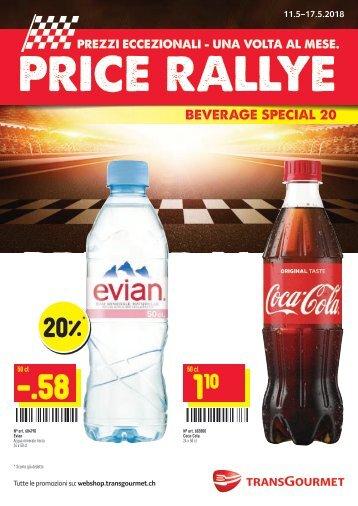 Beverage Price Rallye 20