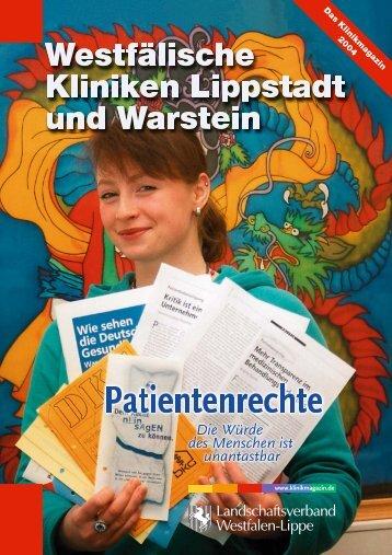 Das Klinikmagazin 2004