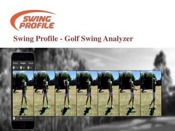 Learn Golf in Golf Swing Analyzer- Easy Swing