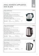 Cátalogo Hepp-SEB pequños electrodomésticos  - Page 5