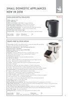 Cátalogo Hepp-SEB pequños electrodomésticos  - Page 6