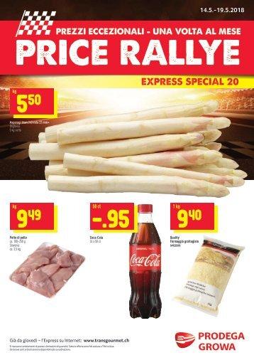 Express Price Rallye 20