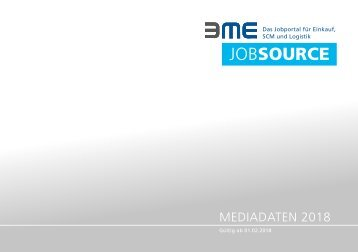 Mediadaten JobSource