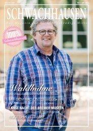 SCHWACHHAUSEN Magazin | Mai-Juni 2018