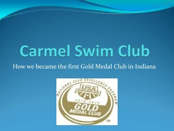 Carmel Swim Club