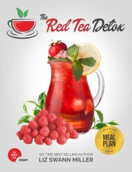 Rapid Weight Loss With African Red Tea
