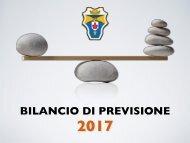 Bilancio di previsione 2017