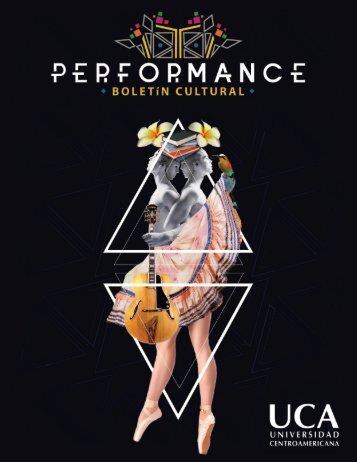 Performance Boletín Cultural. w/AlbC
