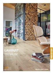 MEISTER Katalog Laminat Premium 2018