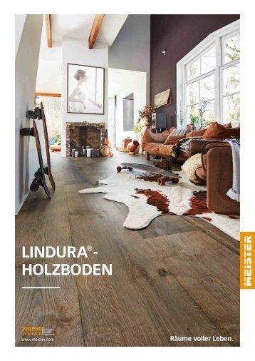 MEISTER Katalog Lindura Holzboden 2018