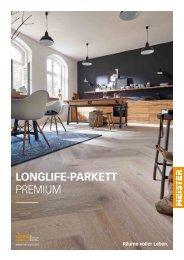 MEISTER Katalog Longlife Parkett 2018