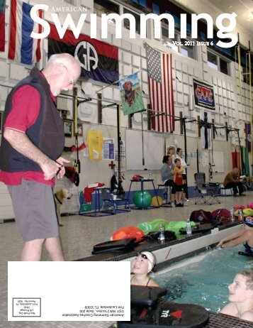Issue 6 - 2011 - American Swimming Coaches Association