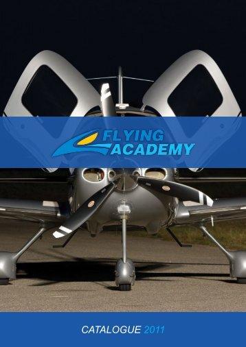 CATALOGUE 2011 - Flugschule Flying Academy