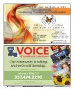 The Voice of Southwest Louisiana May 2018 Issue - Page 2