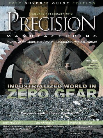 Who really Wins? - Minnesota Precision Manufacturing Association