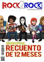 Rock To Rock Magazine N°13