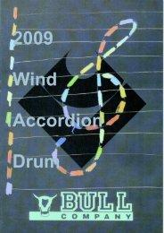 2009 W in d A c c o rd io n D ru m