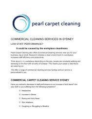 Affordable Carpet Cleaning Parramatta