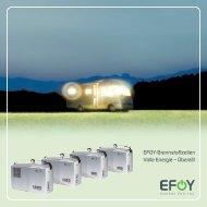 EFOY-Brennstoffzellen Volle Energie – Überall! - Youblisher.com