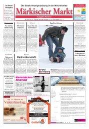 Dartmeisterschaft Musterküchen- Abverkauf - Märkische Oderzeitung