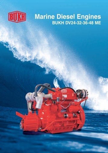 Marine Diesel Engines -  BUKH Bremen