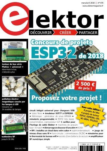 Elektor Electronics 2018 03 04