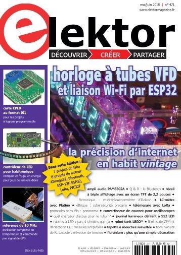 Elektor Electronics 2018 05 06