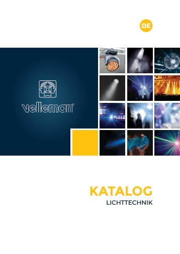 Velleman Sound & Light - Light - DE