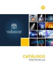 Velleman Sound & Light - Light - ES