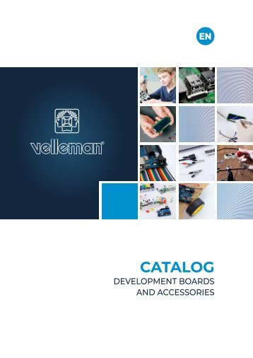 Velleman - Development Boards & Accessories